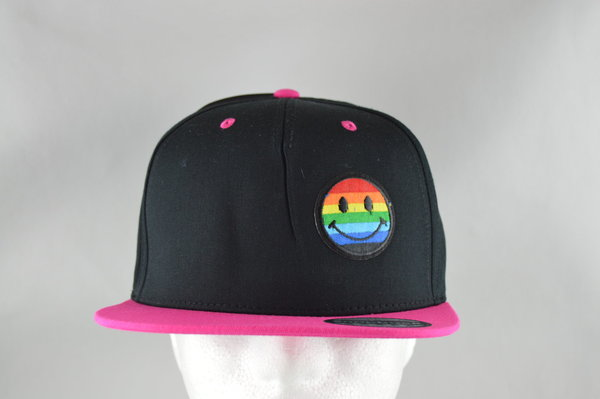 Pride Cap Smile in Pink